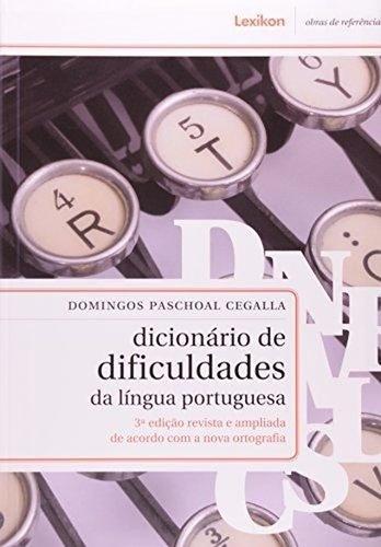 dicionário de dificuldades